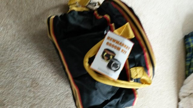 Preview of the first image of Horseware Grooming Bag.
