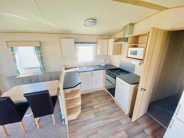 Preview of the first image of 2 bedroom static caravan for sale.