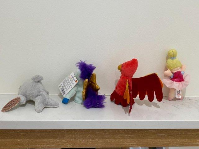 Image 12 of Finger Puppets,PUPPY+OCEAN InMyPocket,MY PONY,HELLO KIT