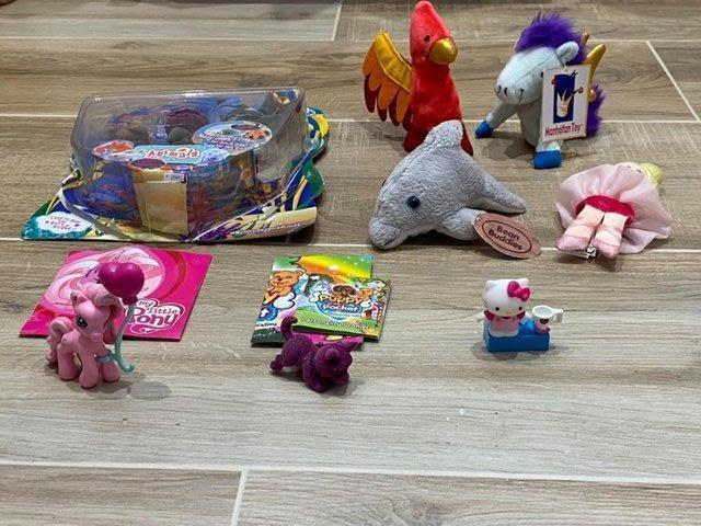 Image 15 of Finger Puppets,PUPPY+OCEAN InMyPocket,MY PONY,HELLO KIT
