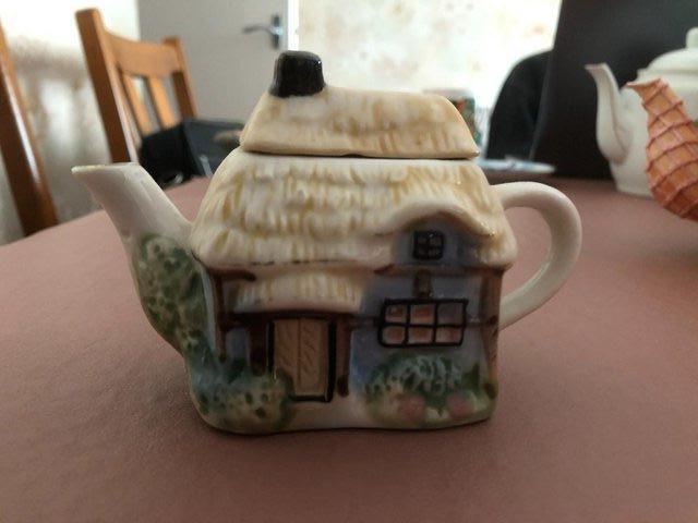 Image 2 of Rose Teapot