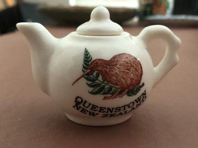 Image 3 of Rose Teapot