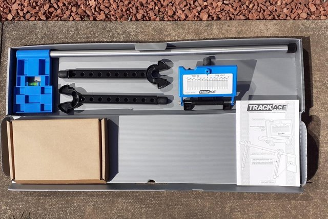 Image 2 of TrackAce laser alignment tool (new in box)