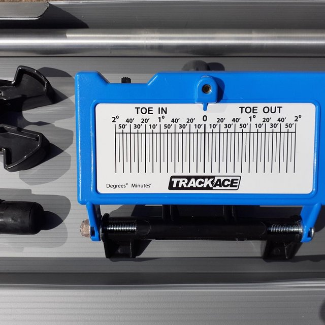 Image 3 of TrackAce laser alignment tool (new in box)
