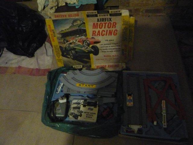 Image 3 of AIRFIX  MOTOR RACE CAR GAME