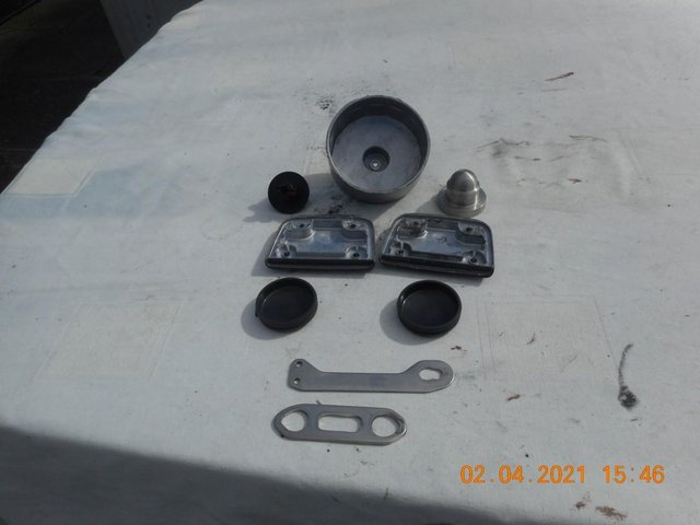 Image 3 of BMW clutch & brake covers