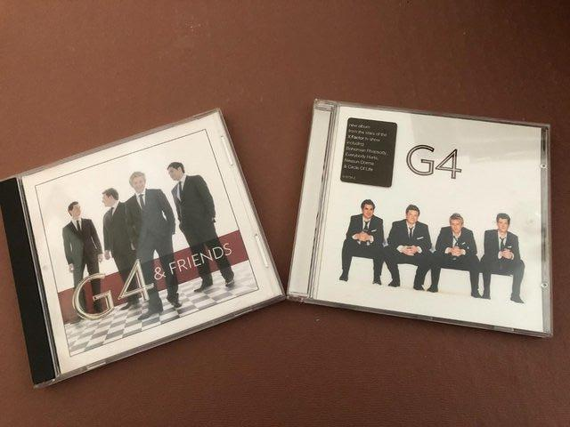Preview of the first image of G4 2 CDs.