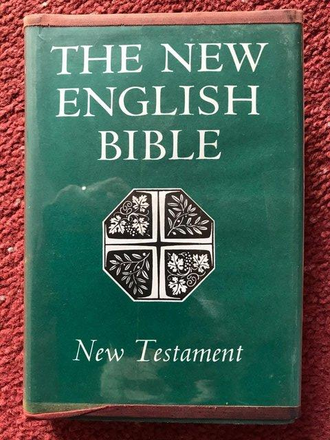 Preview of the first image of The New English Bible New Testament 1961.