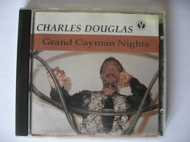 Preview of the first image of Charles Douglas–Grand Cayman Nights - CD Album – Turning.