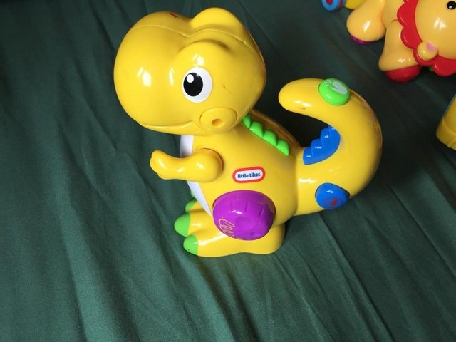 Image 2 of Baby Toy Bundle little Tikes Fisher Price