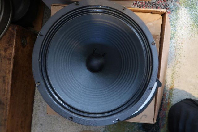 Image 2 of Brand New Warehouse 12 inch 8ohm Veteran 30 Speaker