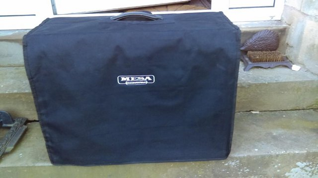 Preview of the first image of MESA BOOGIE NOMAD 45 2 x 12 COMBO, ALL VALVE, ORIGINAL COVER.
