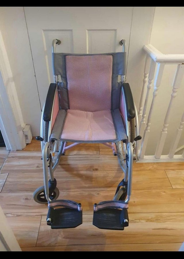 Image 2 of I-Go Candi Self Propelled Wheelchair