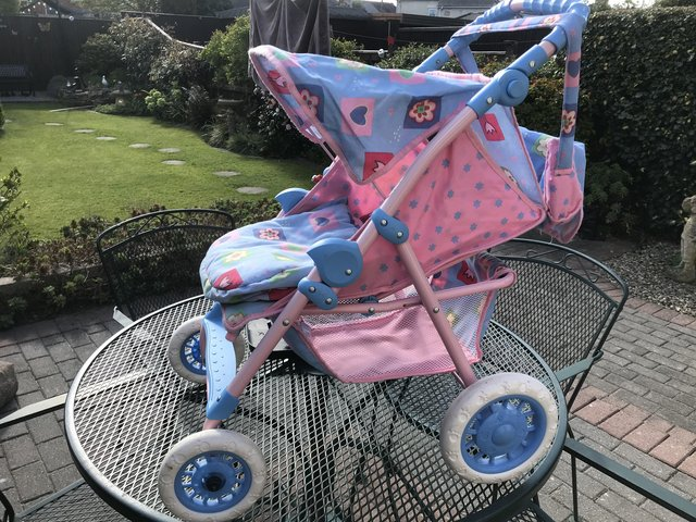 Preview of the first image of Dolls pram.