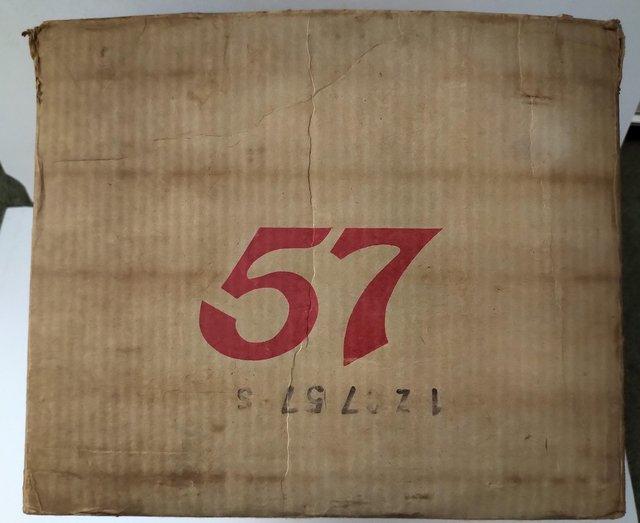 Image 2 of Heinz Oven Baked Beans Vintage Cardboard Box Packaging