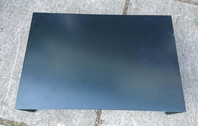 Image 2 of Nakamichi 680ZX Cassette Deck Top Cover Plate