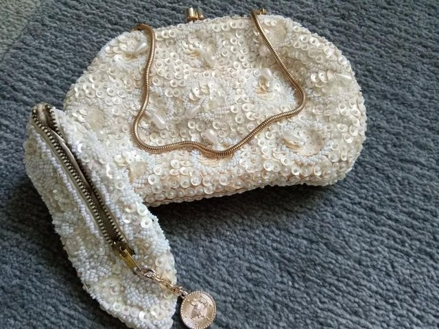 Image 2 of vintage evening bags x 2