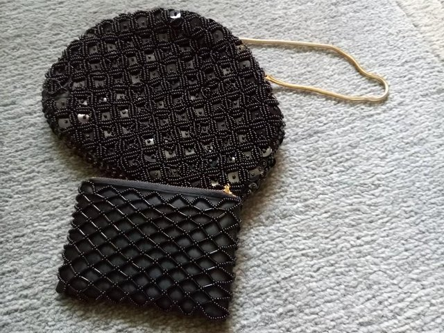 Image 3 of vintage evening bags x 2