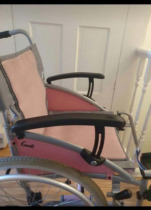 Image 5 of I-Go Candi Self Propelled Wheelchair