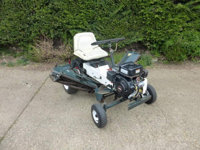 Image 3 of Allen National 68 Ride on Triple Cylinder Mower