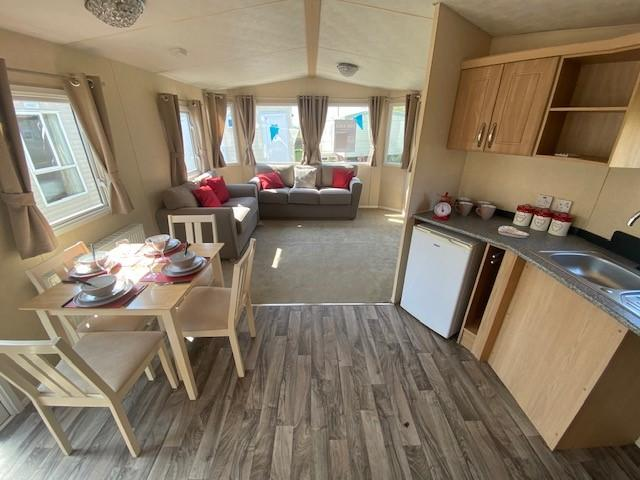 Preview of the first image of Disabled/Adapted Static Caravan For Sale - Tattershall Lakes.