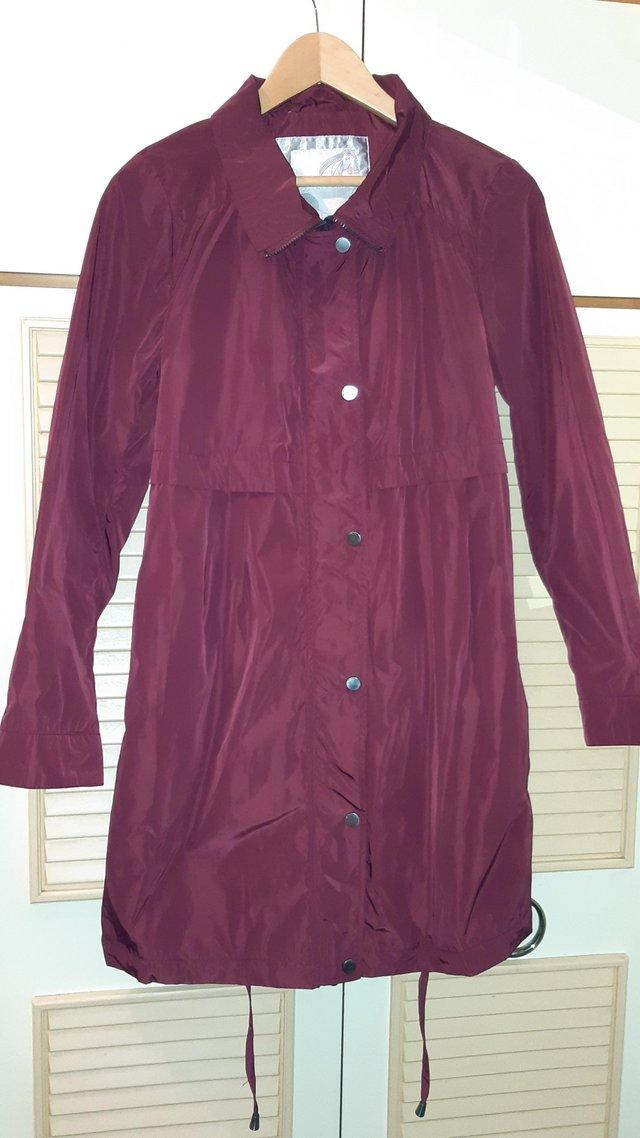 Image 2 of Rocha John Rochaladiessize 10 coat.very good condition.