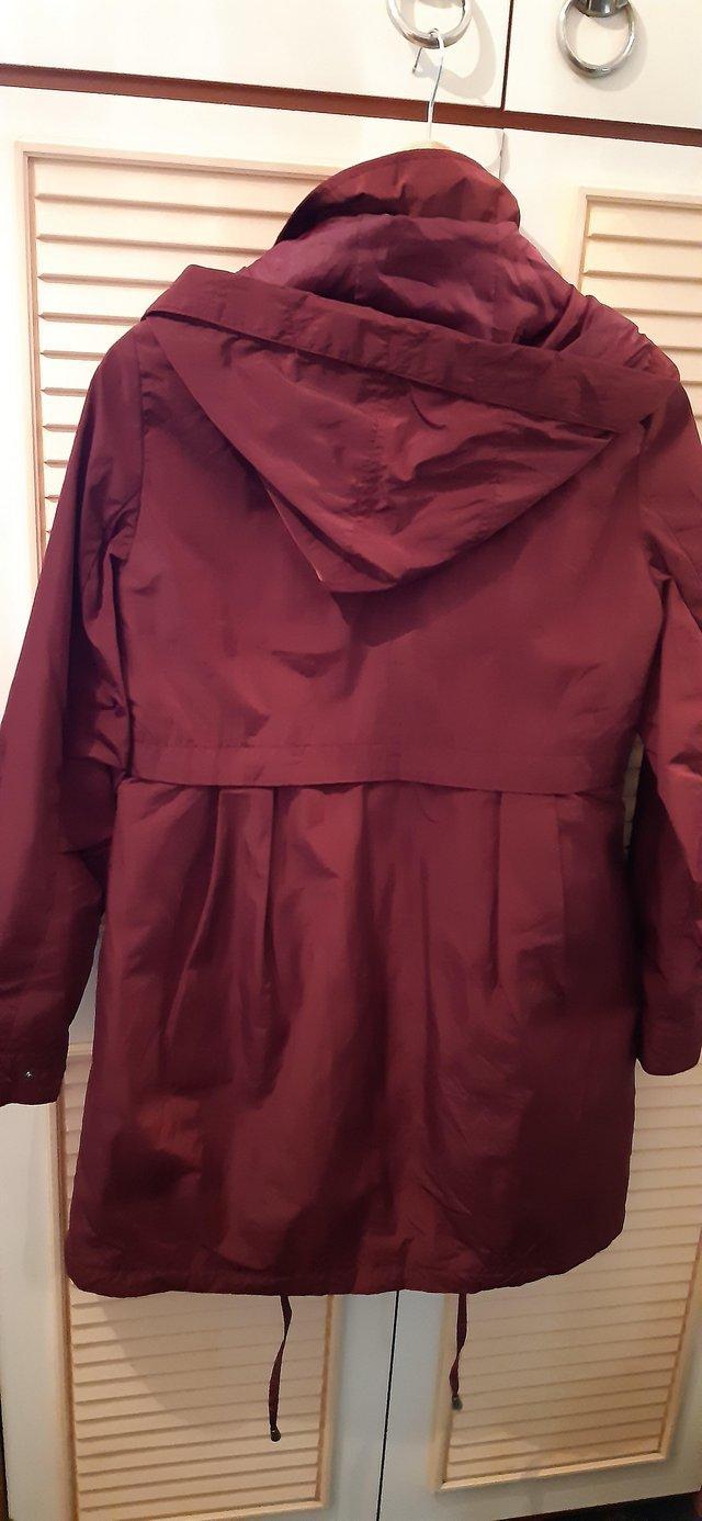 Image 3 of Rocha John Rochaladiessize 10 coat.very good condition.