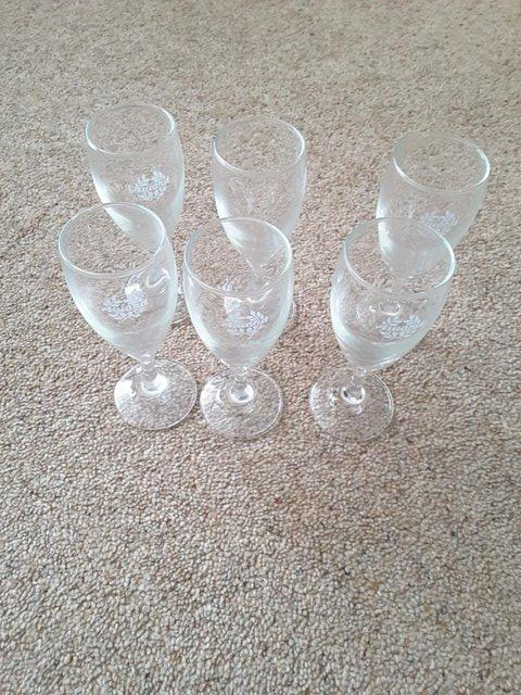Image 2 of ABI ACE AWARD Wine glasses