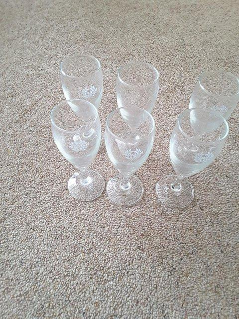 Image 3 of ABI ACE AWARD Wine glasses