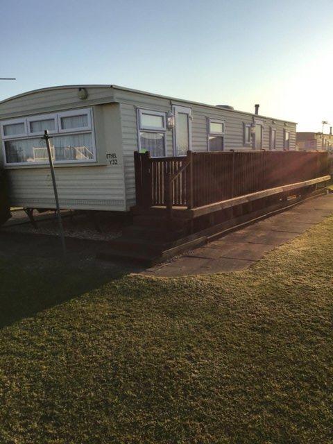 Image 5 of 3 Bedrooms 6 Berth Caravan For Hire Chaple St Leonards