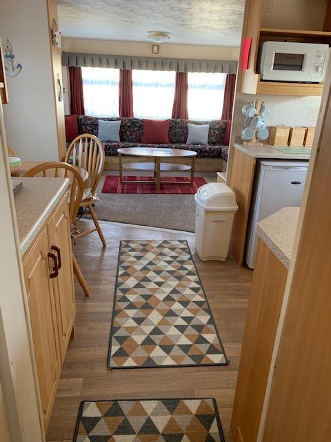 Image 8 of 3 Bedrooms 6 Berth Caravan For Hire Chaple St Leonards