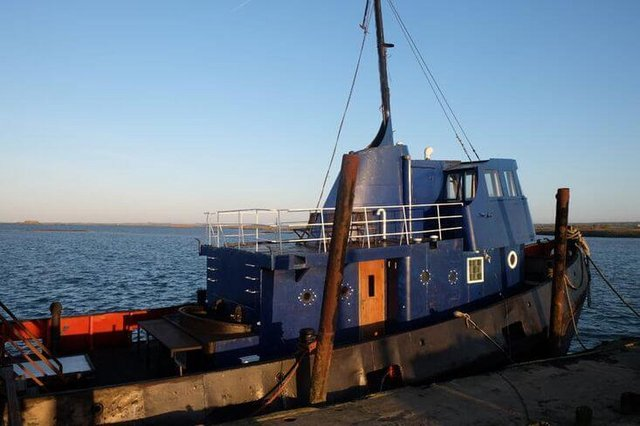 Preview of the first image of Beautiful Tug Conversion - Marsden.