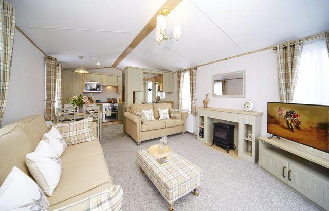 Preview of the first image of Static Caravan for sale near Tattershall inc 2022 Site fees.