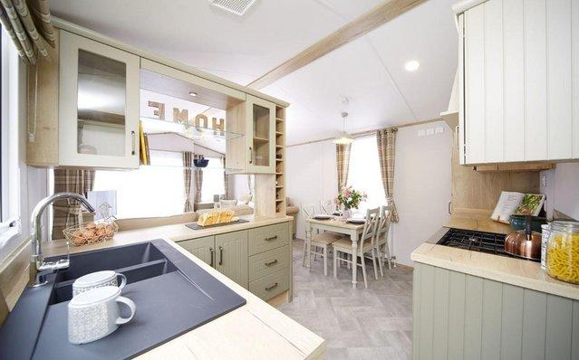 Image 2 of Static Caravan for sale near Tattershall inc 2022 Site fees