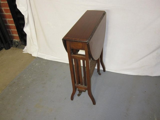 Image 2 of Occasional table drop leaf
