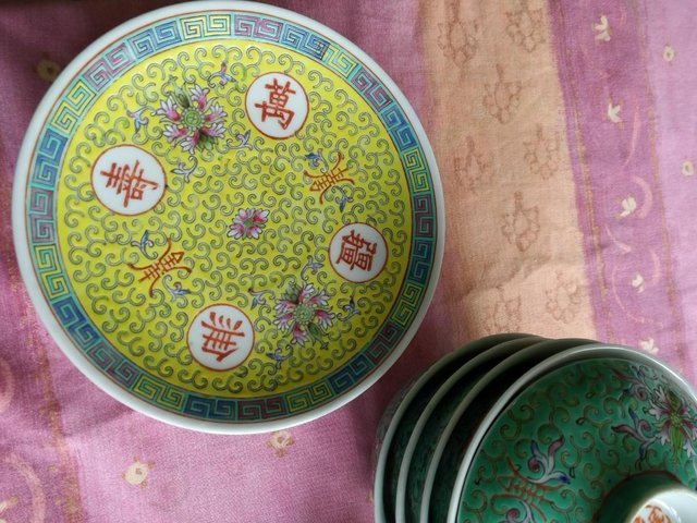 Preview of the first image of CHINESE PLATES.