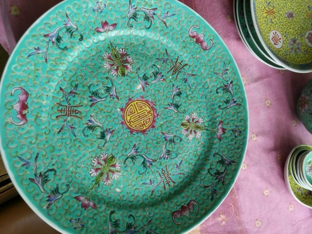 Image 2 of CHINESE PLATES