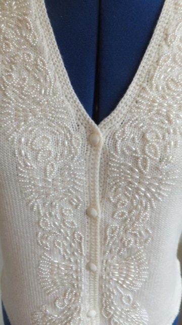 Image 2 of Ladies waist coat Marks and Spencer Cream Size 10