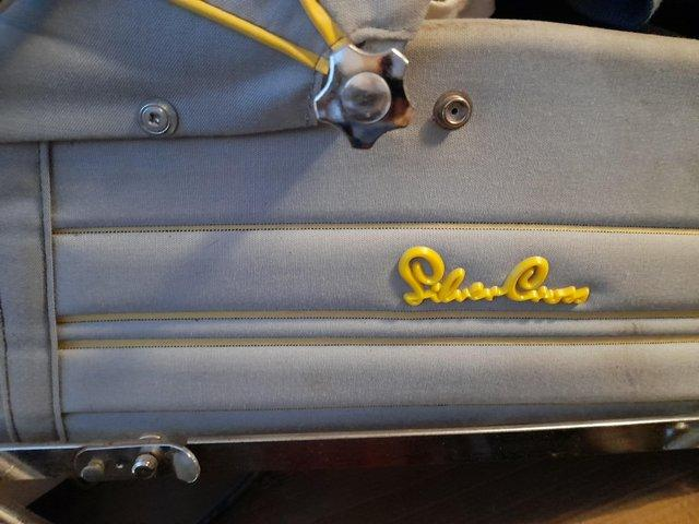 Preview of the first image of Coach built pram.