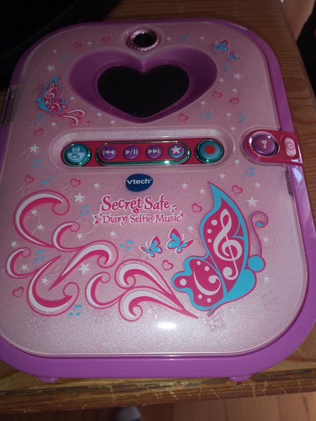 Preview of the first image of Vtech - my secret diary.