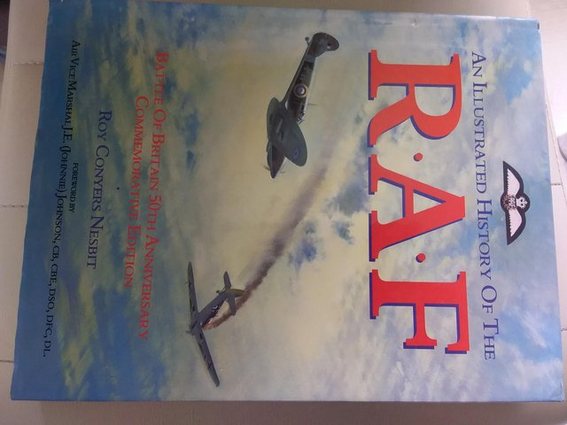 Image 3 of HISTORY OF THE RAF