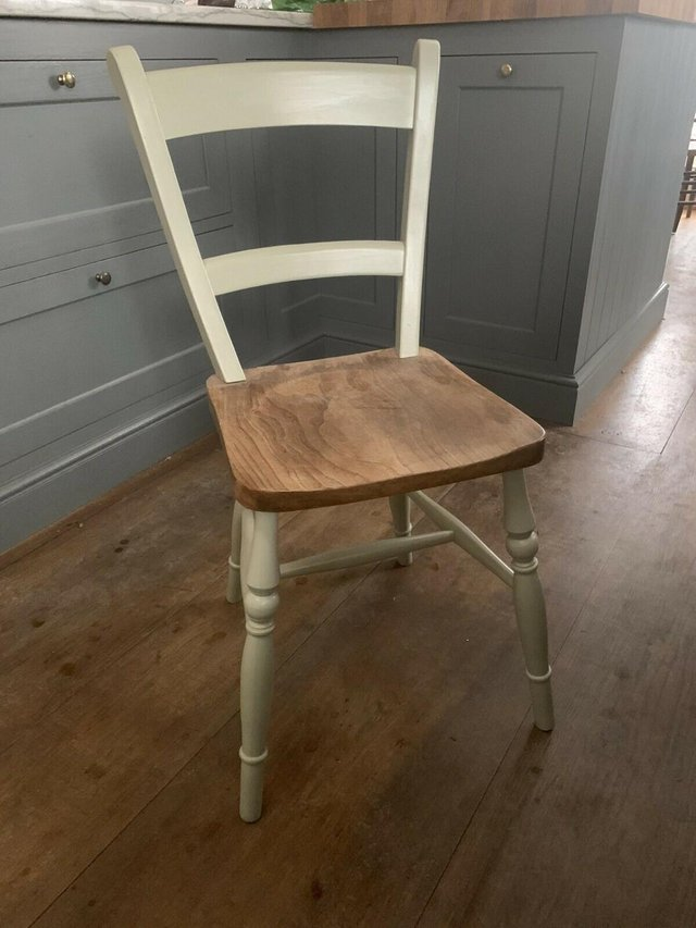 Image 2 of Set Of 4 kitchen dining chairs