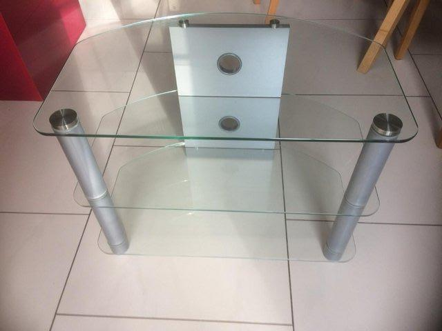 Preview of the first image of TV/Audio Glass stand.