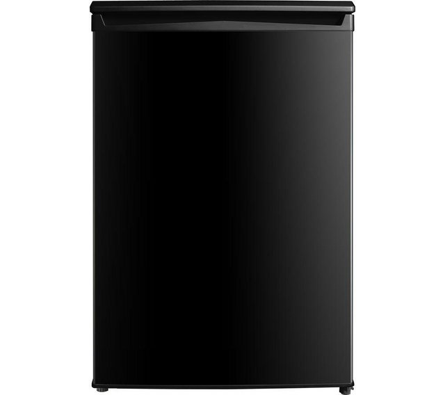 Preview of the first image of ESSENTIALS BLACK UNDERCOUNTER FREEZER-83L-EX DISPLAY.