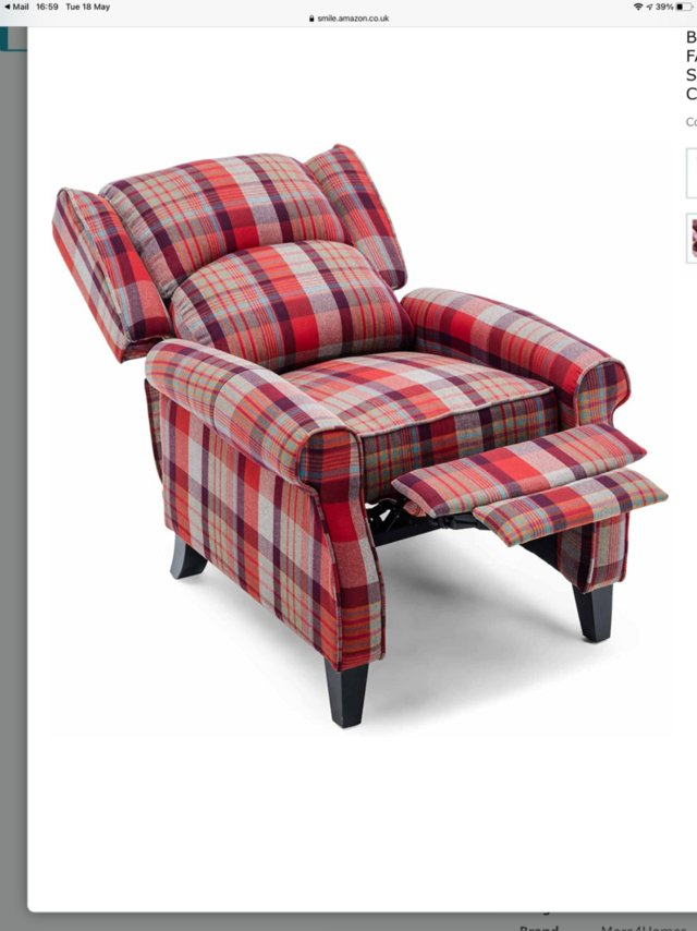 Image 2 of Pair of recliners