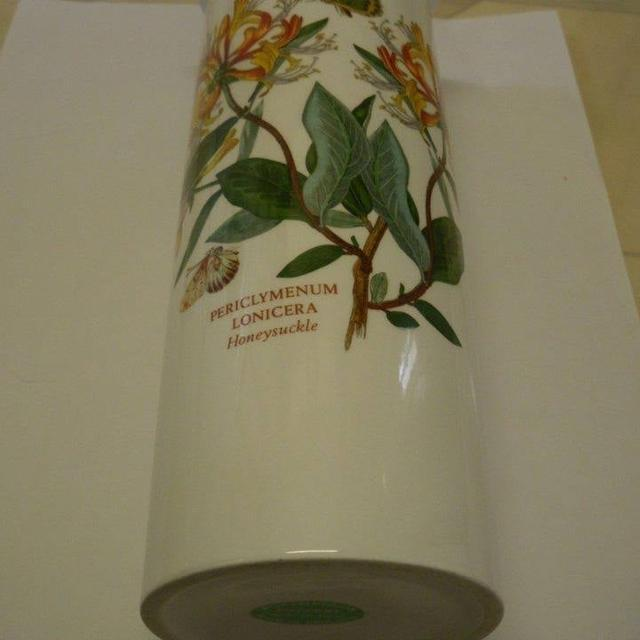Preview of the first image of Portmeirion Botanic Honeysuckle Periclymenum Lonicera Vase.