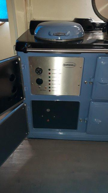 Image 4 of dead Alpha,Rayburn 400 oil cooker or want a better one.