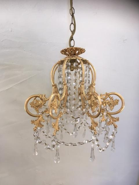 Preview of the first image of Crystal light fittings.
