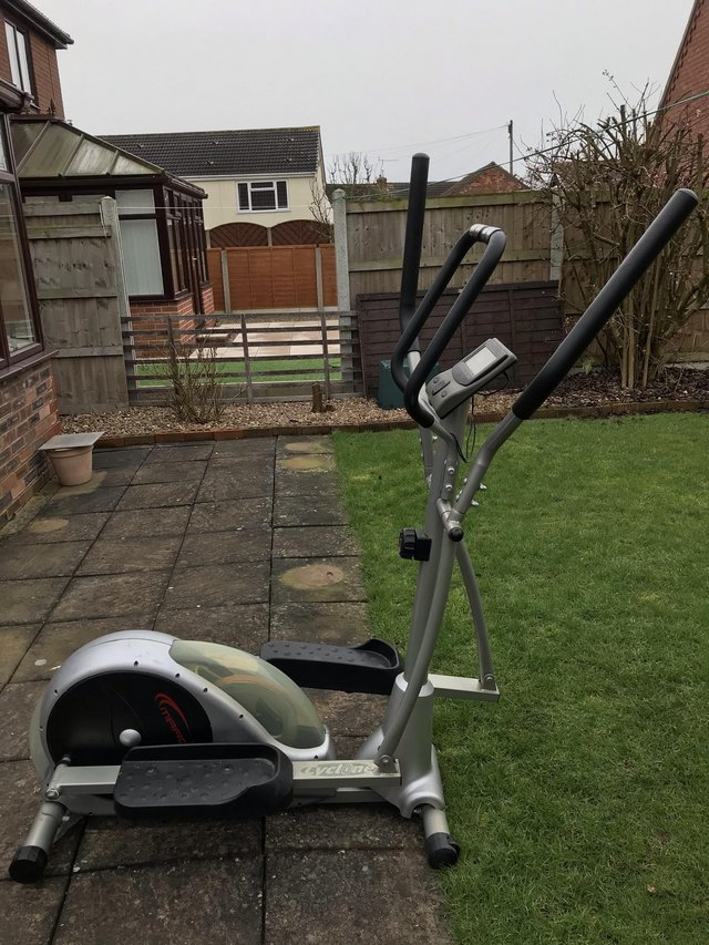 Preview of the first image of Cyclone Cross Trainer.