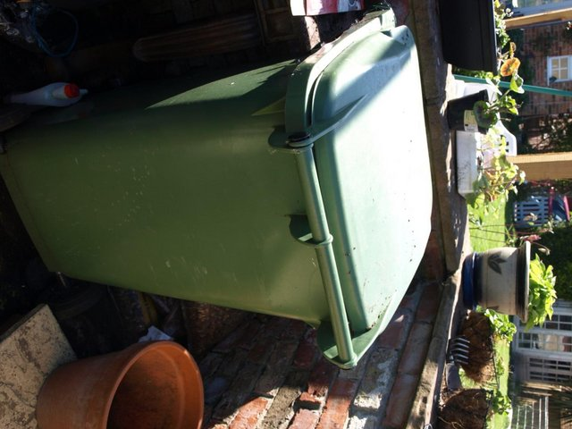 Preview of the first image of Wheelie Bin.